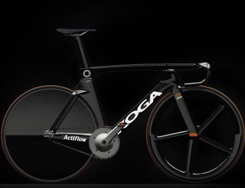 Tokyo 2020 Track Bike