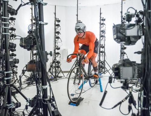Olympic track bike