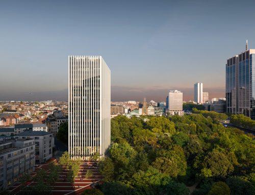 Victoria Regina building Brussels